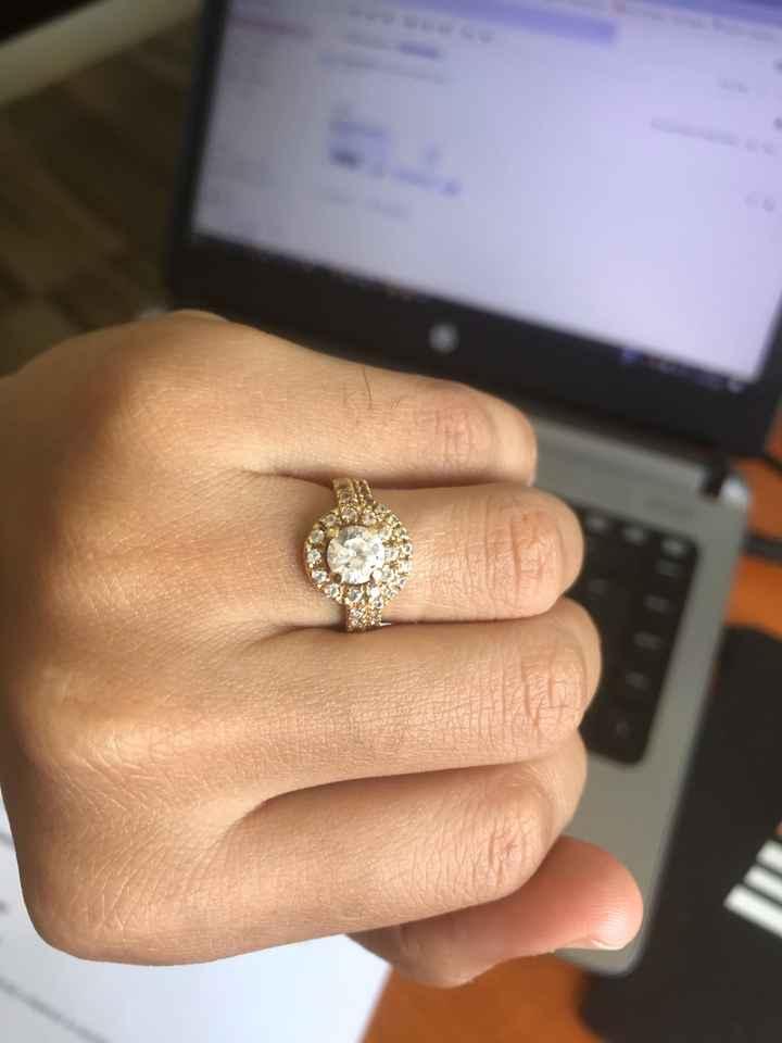 Qual destas opções você escolhe como símbolo de noivado?! - 1