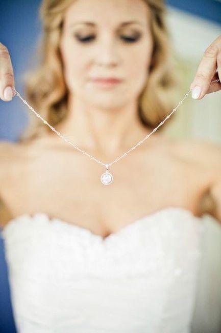 Sobre acessórios - Noiva de colar é brega? #vemopinar - 1