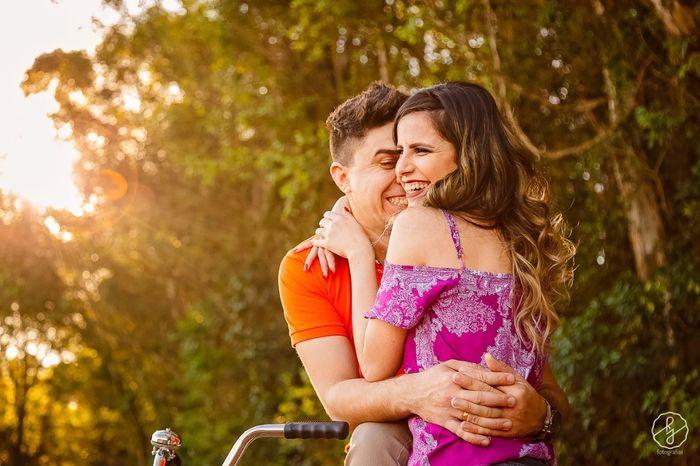 Prévia pré wedding - Casamento Carol e Carlos