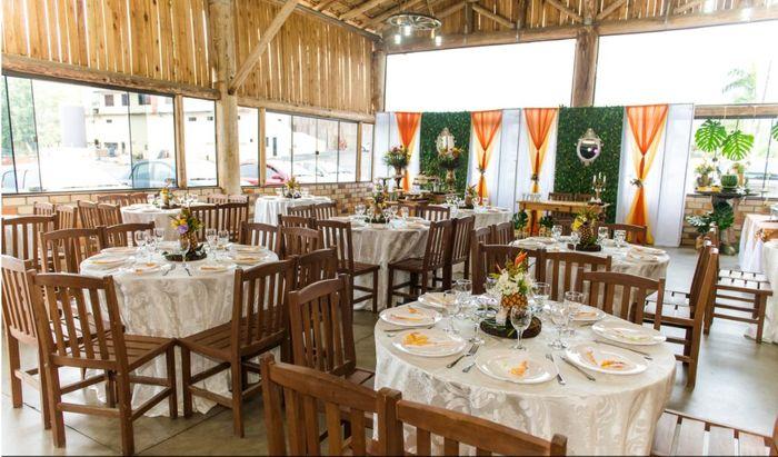 Parte 2: Lugares para casamento no Campo em Joinville/sc 1