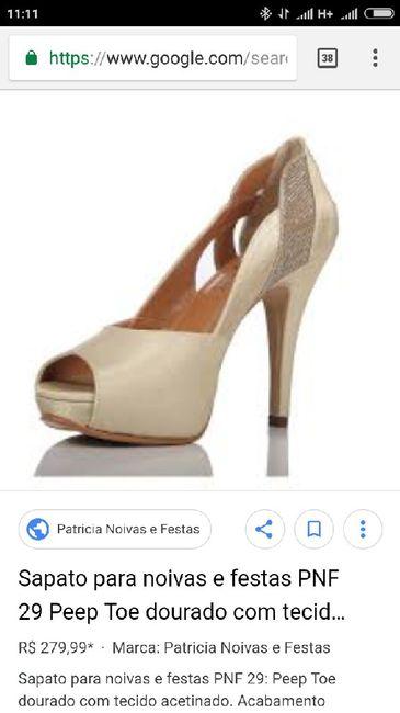 7e3cd75d6 Sapato #ajuda 11
