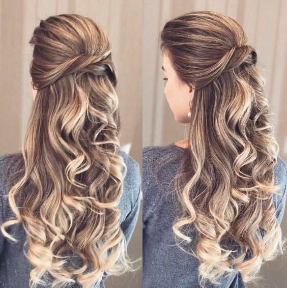 Penteados para noivas - 2