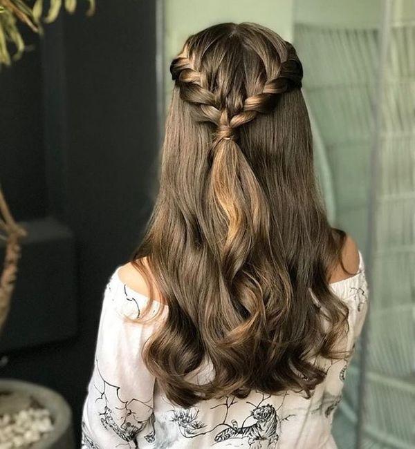 Penteados para noivas - 7