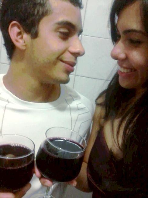 Hoje eu e o meu amor fazemos 5 anos juntos 10/09/2013