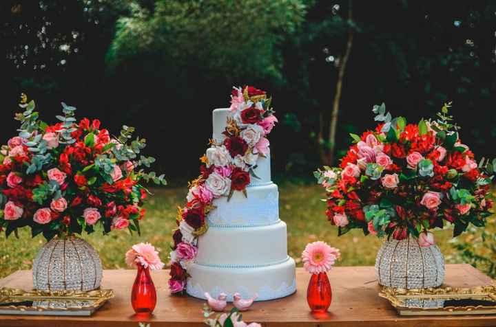 Casamentos reais 2019: o bolo - 1