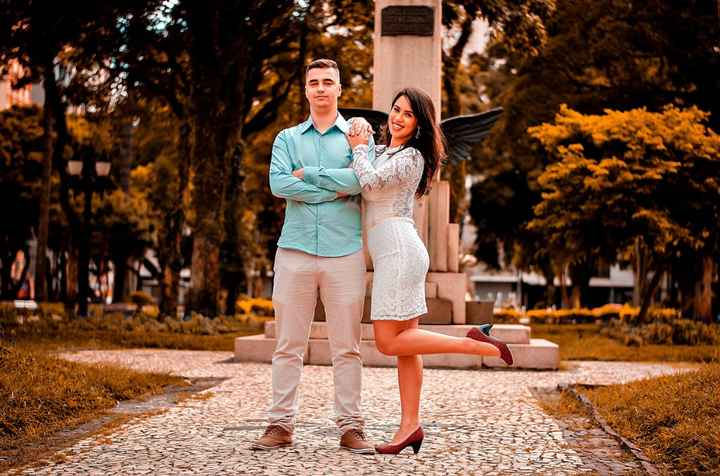 Nosso Pre Wedding #vemver - 3