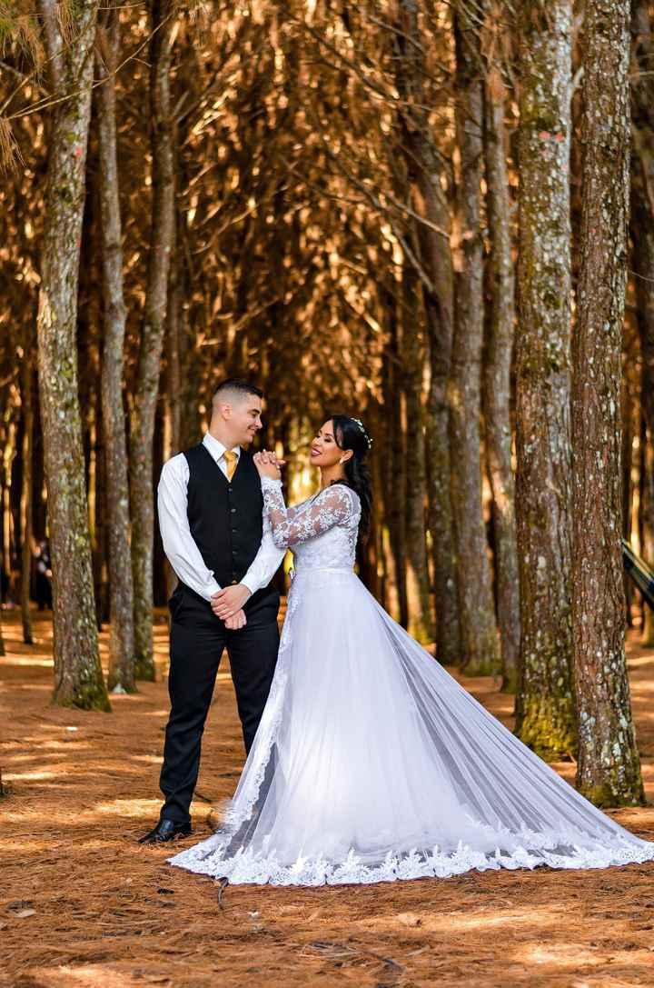 Crônica de Casamento no ar #vemver - 1