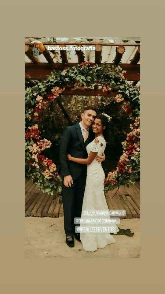 Meu casamento - 8