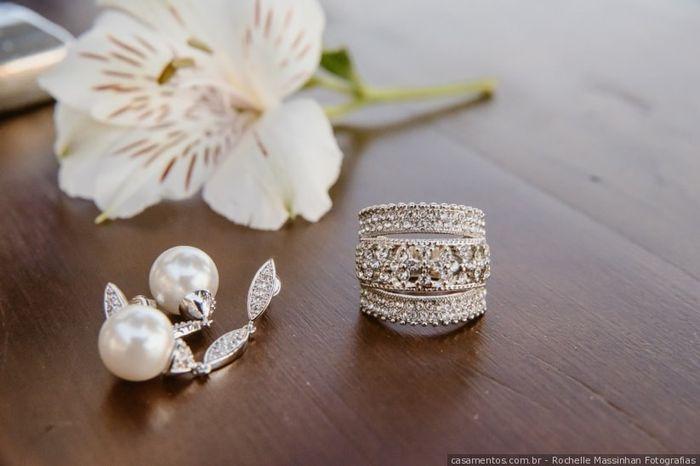Em que momento você tira o seu anel de noivado? 💍 1