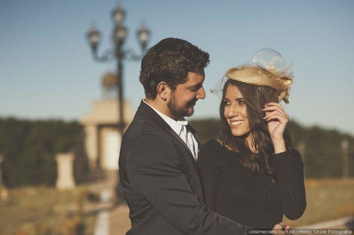 Qual desses looks de pré-wedding você prefere? 1