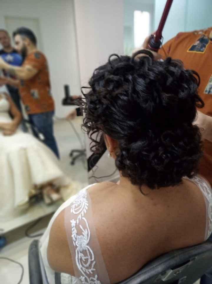 Penteados - Crespas / Cacheadas - 1