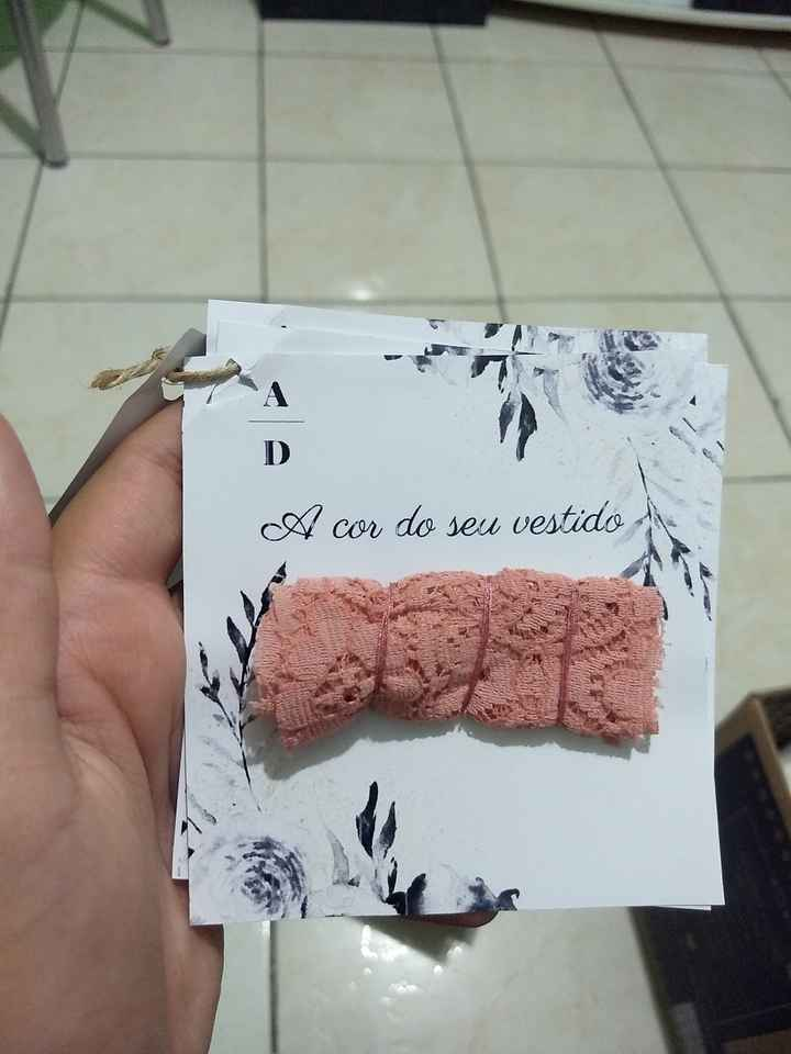 #Diy - Convite Padrinhos - 3