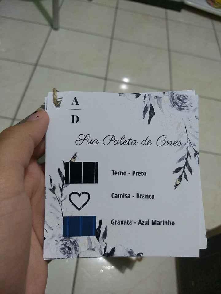 #Diy - Convite Padrinhos - 6