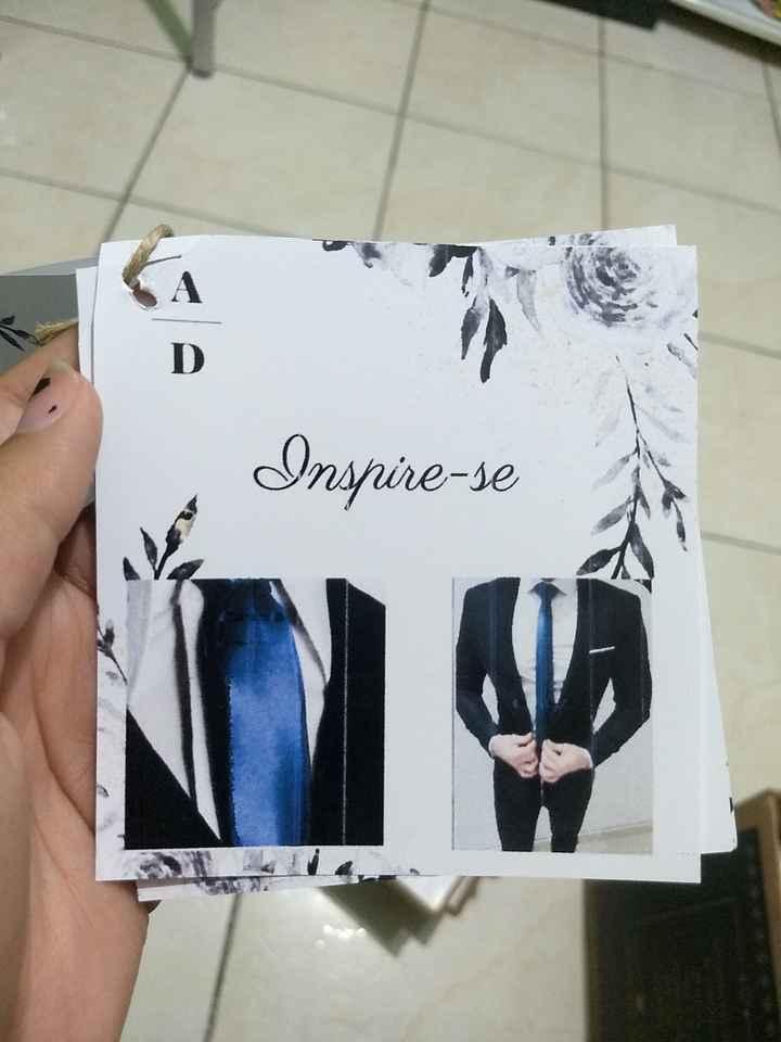 #Diy - Convite Padrinhos - 7