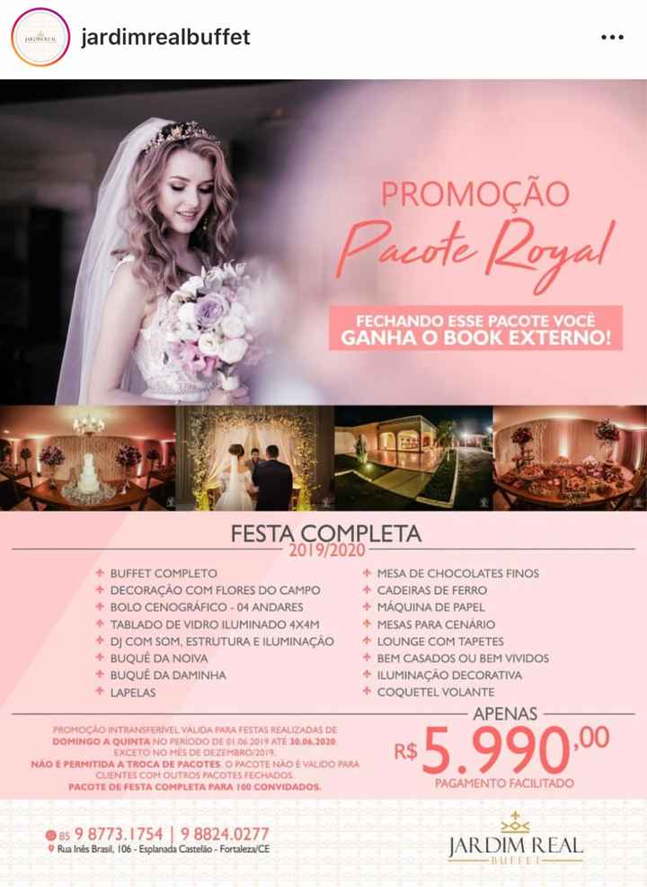 é possivel fazer um casamento com 6000 reais? - 1