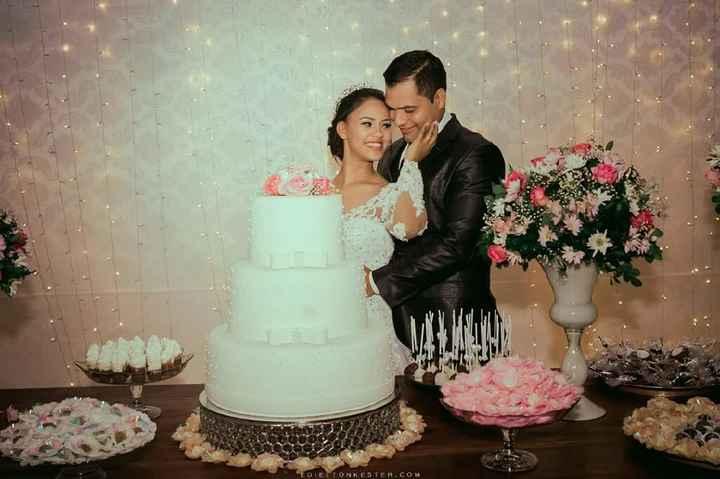Casamentos reais 2017: o bolo - 1