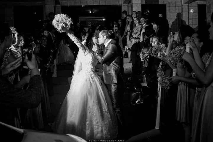 Casamentos reais 2017: o beijo de casados - 2