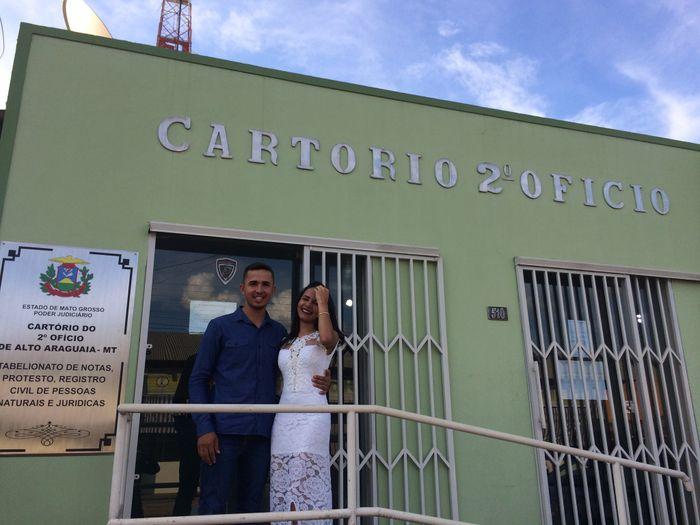 Casei! Casamento Civil! 08/11/2019 2