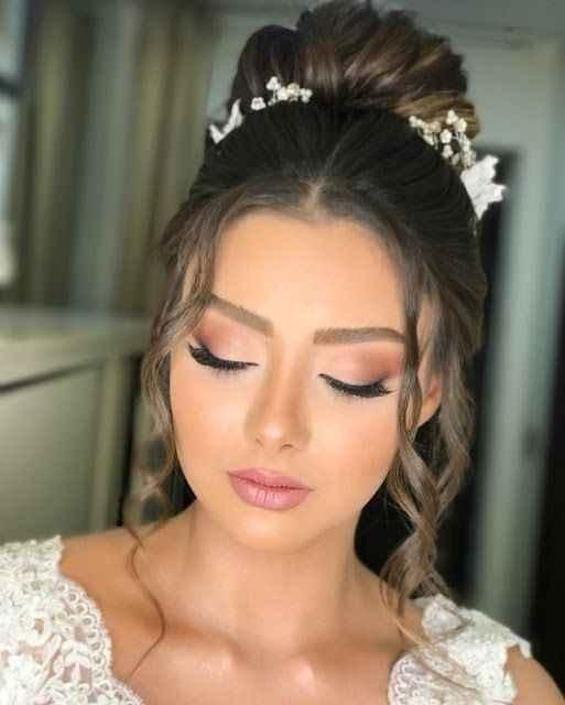 Minhas escolhas para o dia de noiva - Juliana - 2
