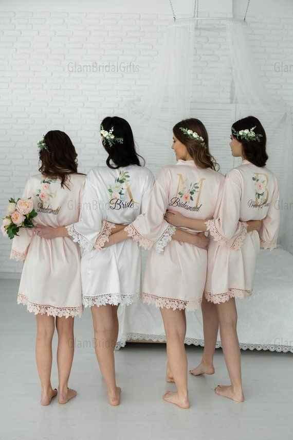 Minhas escolhas para o dia de noiva - Juliana - 3
