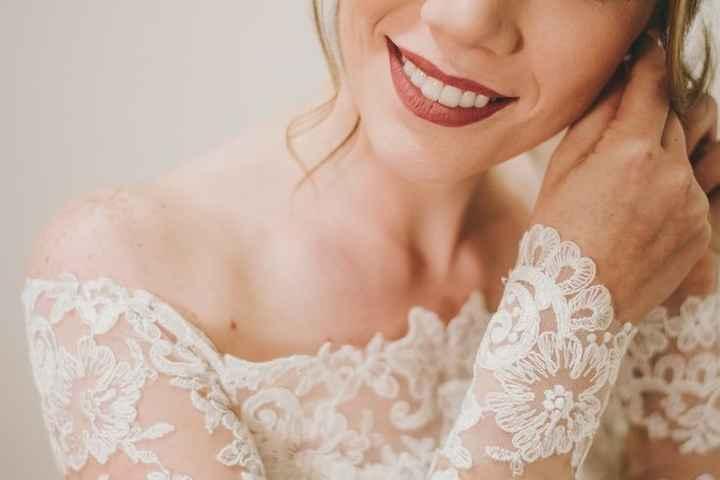 Minhas escolhas para o dia de noiva - Juliana - 5