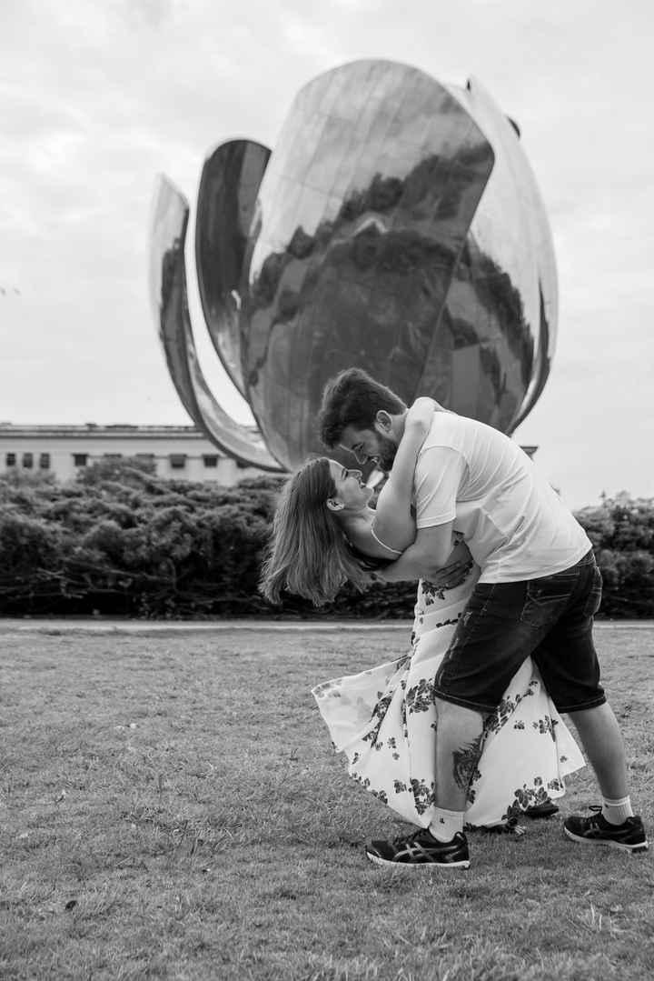 Nossas fotos Pré-wedding - 3