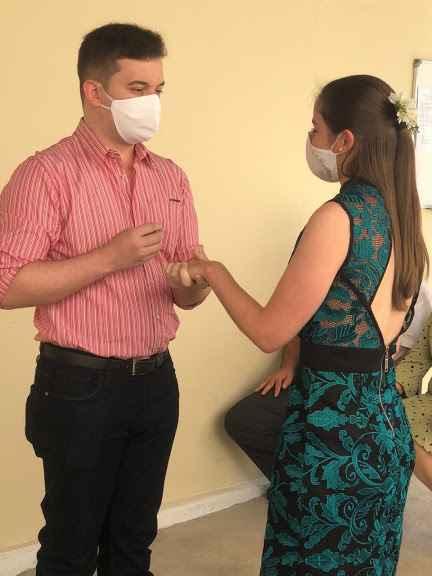 Casamento Civil e Pandemia - 1