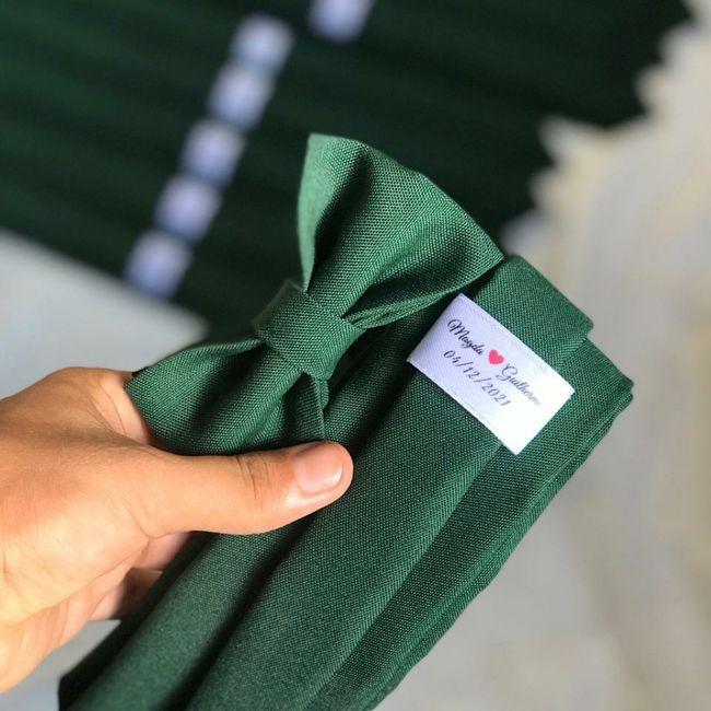 Indicação - gravatas para padrinhos 1