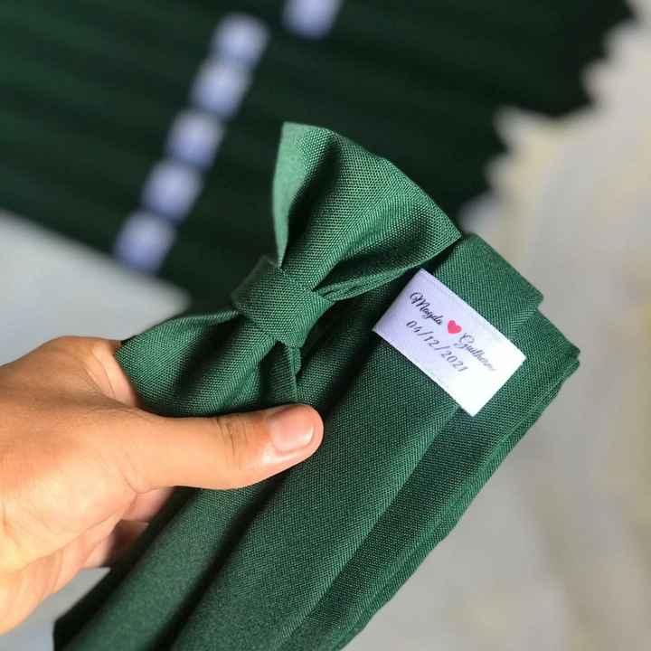 Indicação - gravatas para padrinhos - 1