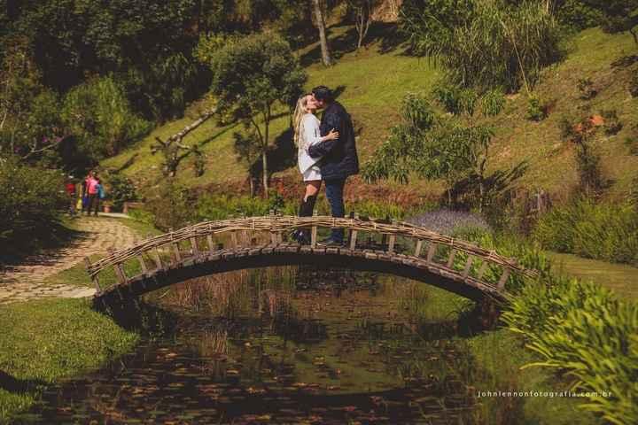 Pre-wedding em Campos do Jordão - Alguém fez? - 4
