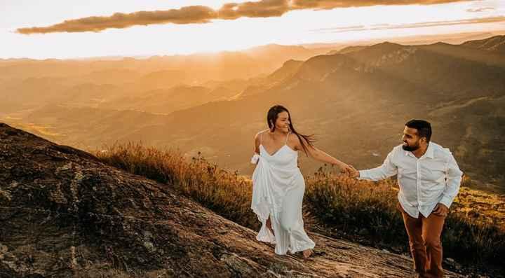 Pre-wedding em Campos do Jordão - Alguém fez? - 8