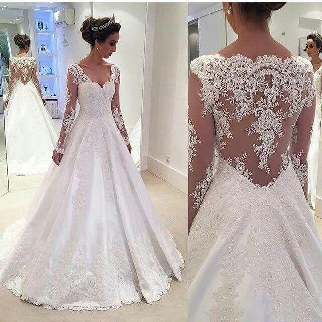 773843e432 Vestidos de noiva - 13
