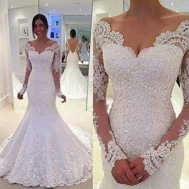 62054263ee Vestidos de noiva - 14