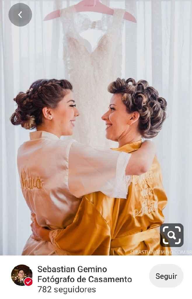 Minhas escolhas para o dia de noiva - Ana - 5