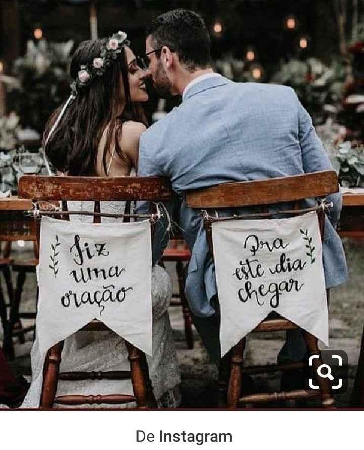 Minhas escolhas para o dia de noiva - Ana - 6