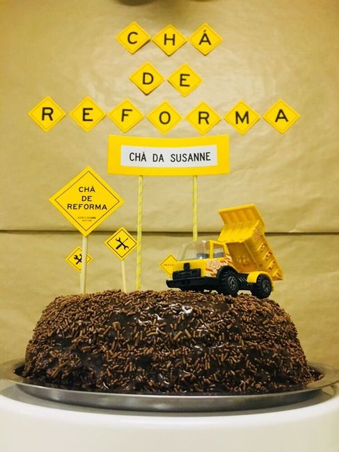 Chá de reforma! #vemver 4