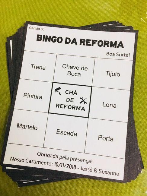 Chá de reforma! #vemver 10