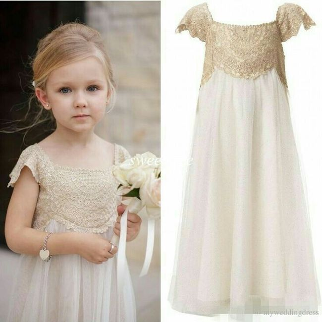 Me ajudem a escolher o vestido das minhas daminhas!! 2