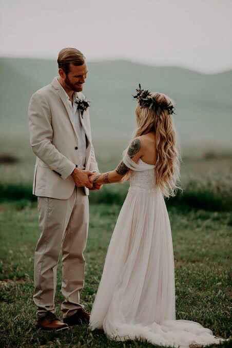 Casamento de dia. - 2
