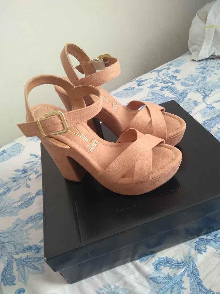 a sandália do meu grande dia !!! - 1