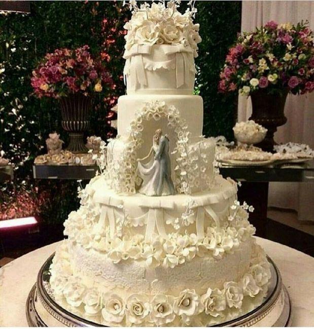 Best Wedding Cakes Dubai