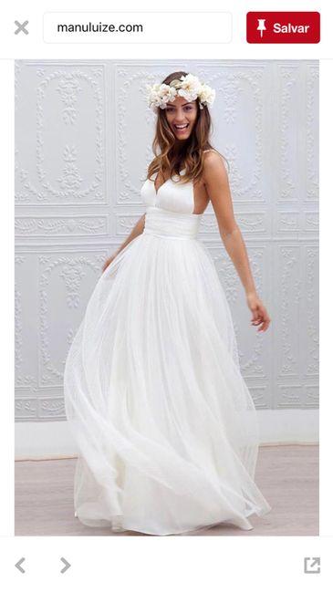 Vestido Para Ensaio Pré Wedding