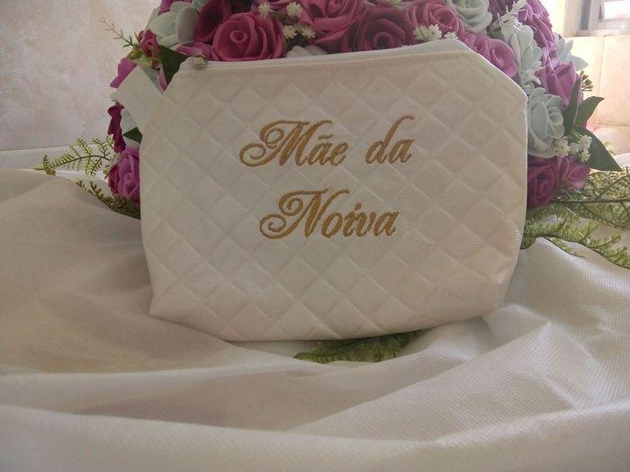 Que mimo prefere para as mães dos noivos? 2