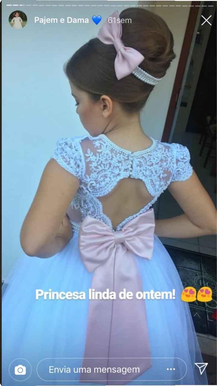 Sexto contrato roupa da Daminha!! - 1