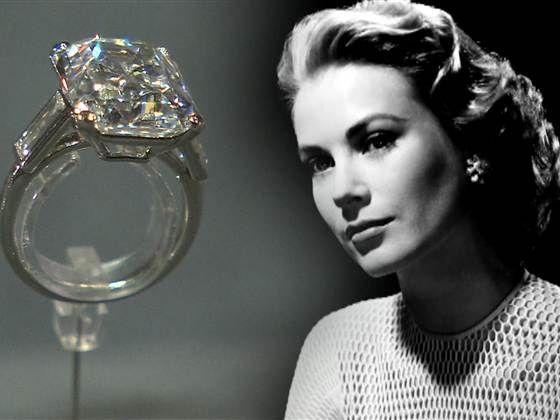 Duelo Grace Kelly vs Lady Di: o anel 1