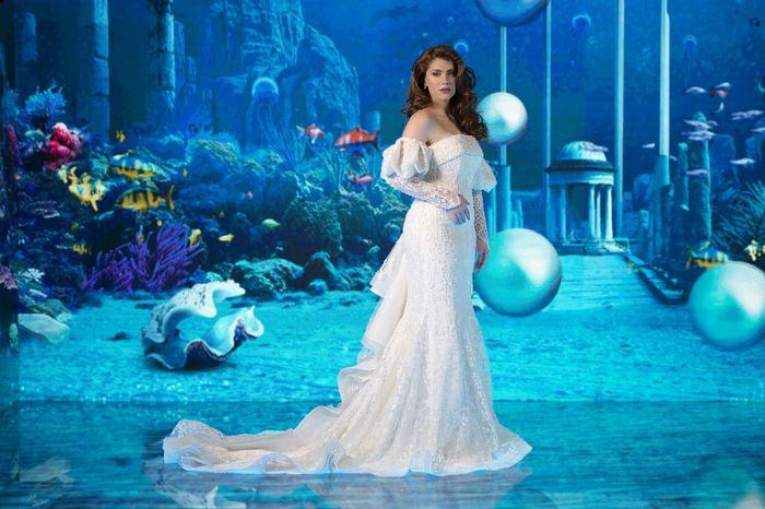 Disney Princess Wedding: Conheça a coleção de vestidos de noiva do Lucas Anderi - 3