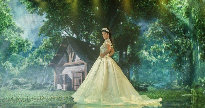 Disney Princess Wedding: Conheça a coleção de vestidos de noiva do Lucas Anderi - 15