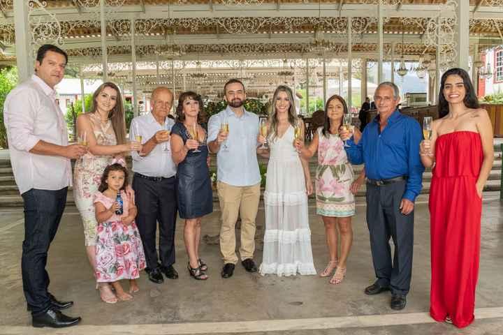 Casamento civil em Tiradentes: Nossa recepção bolo e champanhe - 4