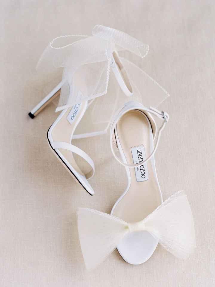 Para a Cinderela morrer de inveja: Inspirações de sapatos para noivas de estilo princesa - 2