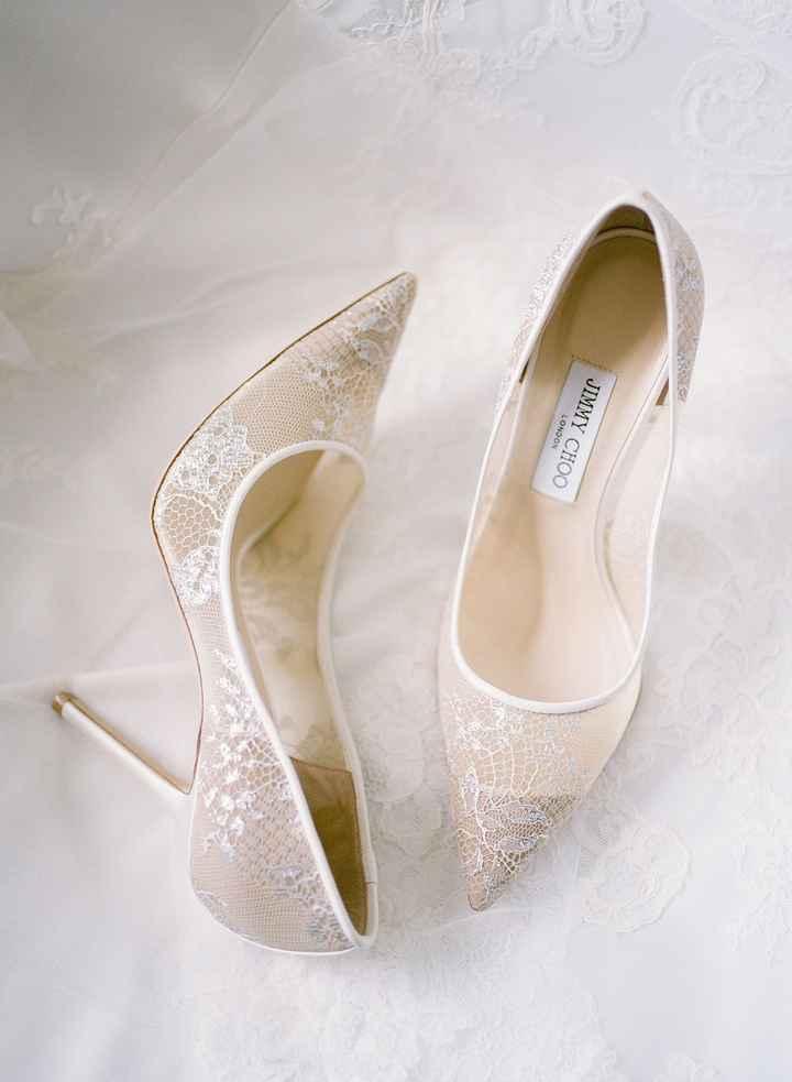Para a Cinderela morrer de inveja: Inspirações de sapatos para noivas de estilo princesa - 4